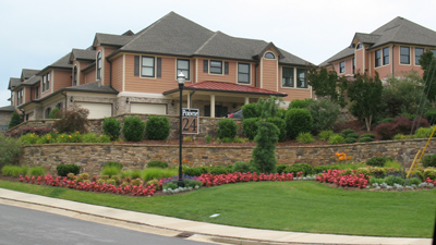 Landscape Contractor, Kingsport, Tennessee