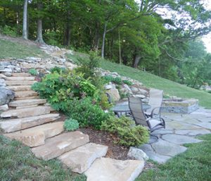 Natural Stone Work in  Kingsport, TN